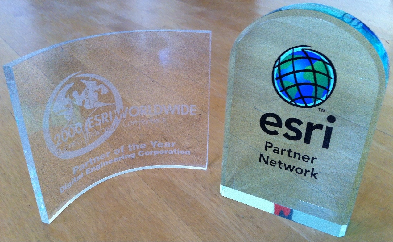 ESRI Partner of the Year